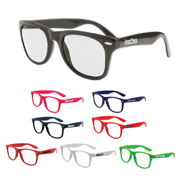 SUNICV - Clear View Iconic Glasses