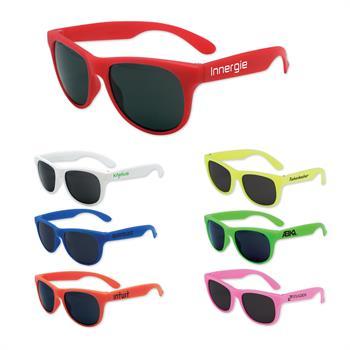 SUNKCS - Kids Solid Classic Sunglasses
