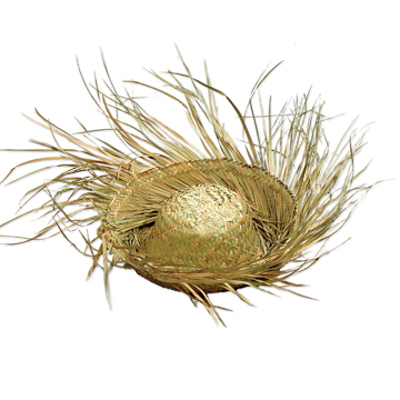 Straw Beachcomber Hats