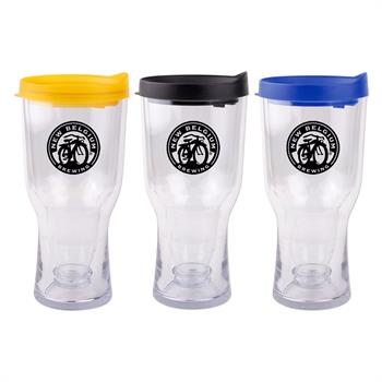 WL1033X - 18 oz. Brew2Go Beer Tumbler with Lid