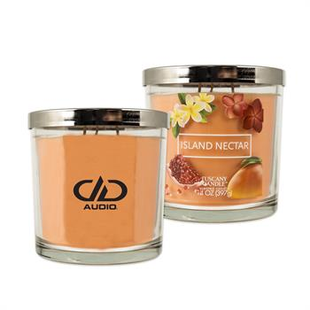 WL1047X - 14 oz. Tuscany Candle - Island Nectar Scent