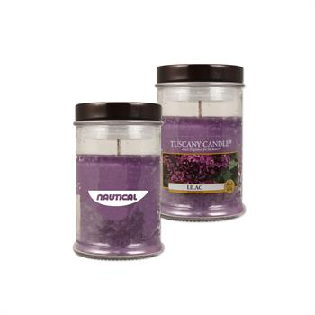 WL1049X - 3.5 oz. Tuscany Candle - Lilac Scent
