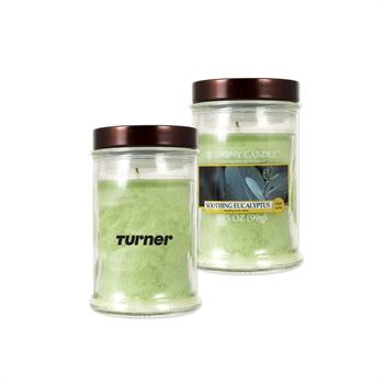 WL1050X - 3.5 oz. Tuscany Candle - Soothing Eucalyptus Scent