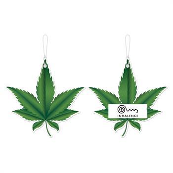 WL1175X - Cannabis Leaf Stock Design Air Freshener