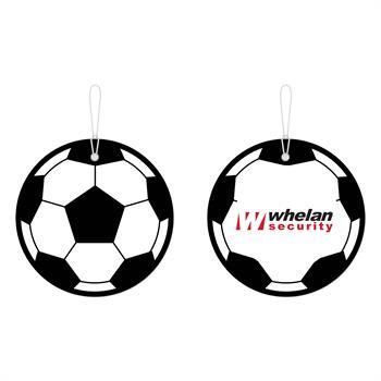 WL1177X - Soccer Ball Stock Design Air Freshener