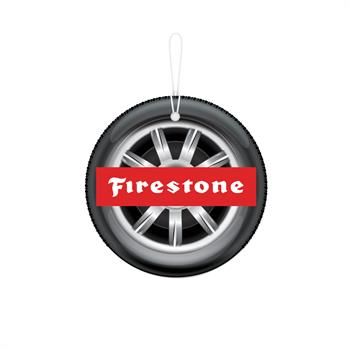 WL1181X - Circle Stock Shape Air Freshener