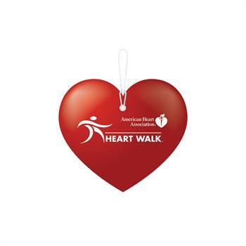 WL1182X - Heart Stock Shape Air Freshener