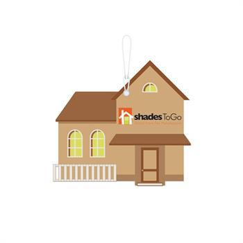 WL1185X - House Stock Shape Air Freshener