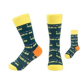 WL1438 - Premium Knitted Crew Socks