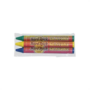 CUSTOM 3 PACK CELLO CRAYONS