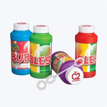 WL681X - 4 Oz Bubbles - Asst Colors