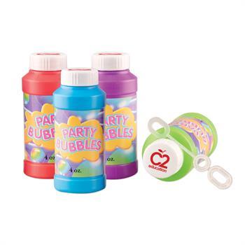 WL681X - 4 Oz Bubbles - Asst Colors