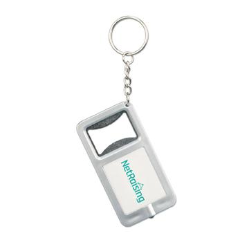 WL988X - LED Keychain with Bottle Opener