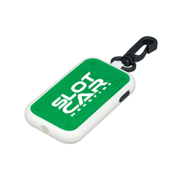 WL999X - Flashing Safety LED Keychain