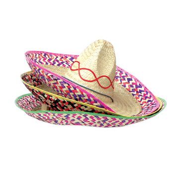 WP10 - Straw Sombreros
