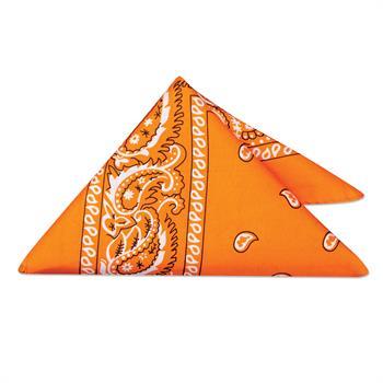 WP17H - Orange Bandana
