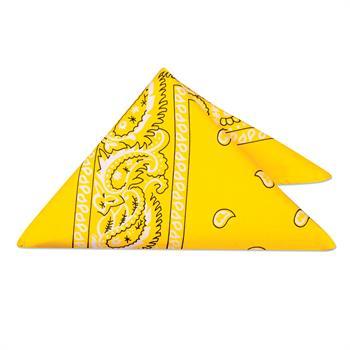 WP17Y - Yellow Bandana