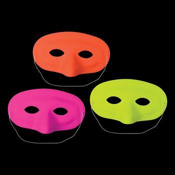 Neon Half Masks