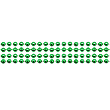 WP3GR - Green Beads