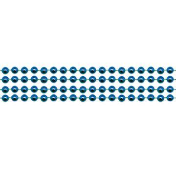 Navy Blue Beads