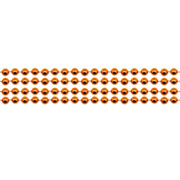 Orange Beads