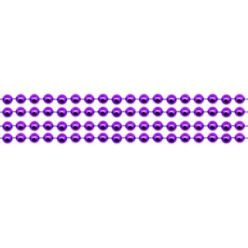 WP3PU - Purple Beads