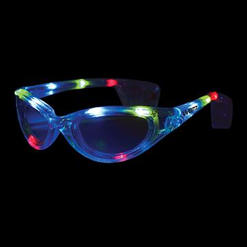 LED Rainbow Glasses
