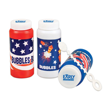 Patriotic Bubbles - 4 oz.