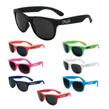 Premium Solid Classic Sunglasses