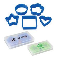 5 Piece Cookie Cutter Set