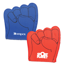Fist Shaped Foam Seat Cushions