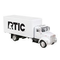 1/43 Scale Replica Peterbilt Model 335 Box Truck