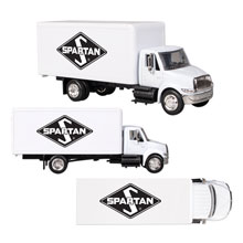 International 4200 Boxtruck 1/43 Scale