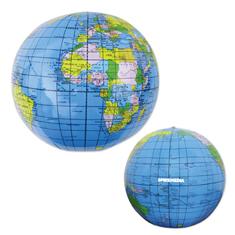 "14"" Globe Beach Ball"