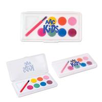 7 Color Watercolor Paint Set