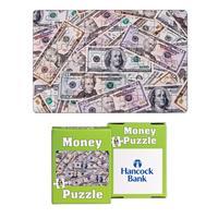 54 Piece Mini Money Puzzle