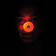 Red Light Up Nose