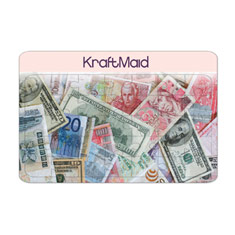 Currency Jigsaw Puzzle