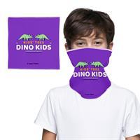 Kids 2 Layer Gaiter Headband Mask