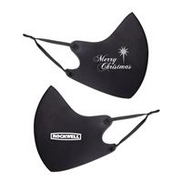 Merry Christmas Adjustable Sport Face Mask