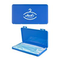 Mask Case with 5 Disposable Masks
