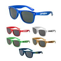Metallic Colored Iconic Sunglasses