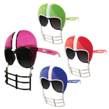 Football Helmet Sun-Stach