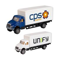 Die Cast Decal Box Truck