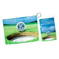 "11"" X 17"" Golf Towel"