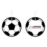 Soccer Ball Stock Design Air Freshener