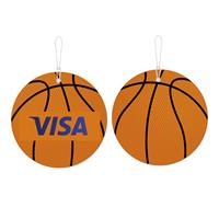 Basketball Stock Design Air Freshener
