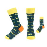 Premium Knitted Crew Socks