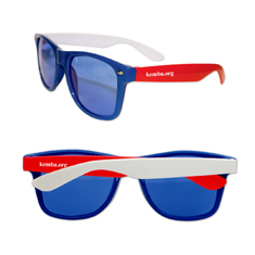 Red White & Blue Sunglasses