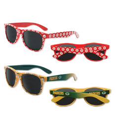 Fd Logo Wrapped Sunglasses